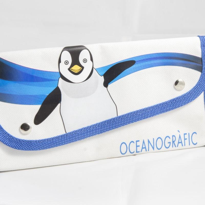 Estuche Pingüino Oceanogràfic