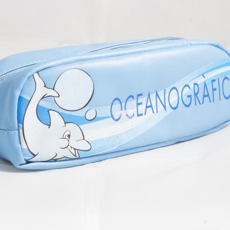Estuche de Lápices Delfín Oceanogràfic