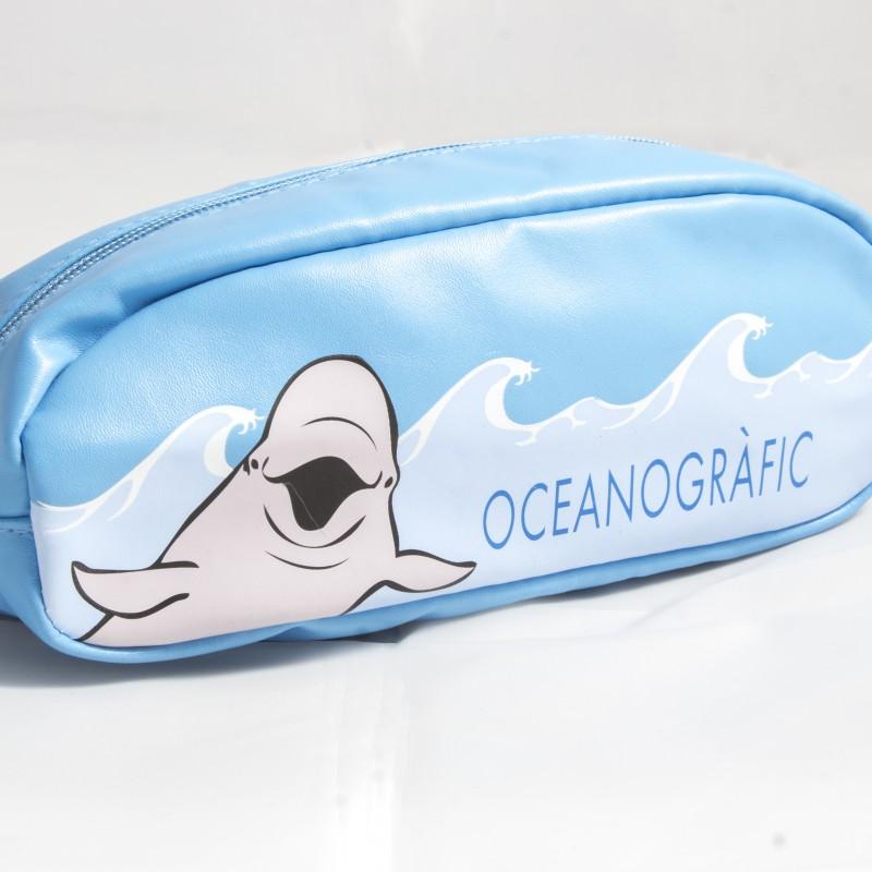 Estuche de Lápices Beluga Oceanogràfic