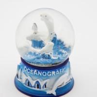 Bola de nieve Oceanogràfic