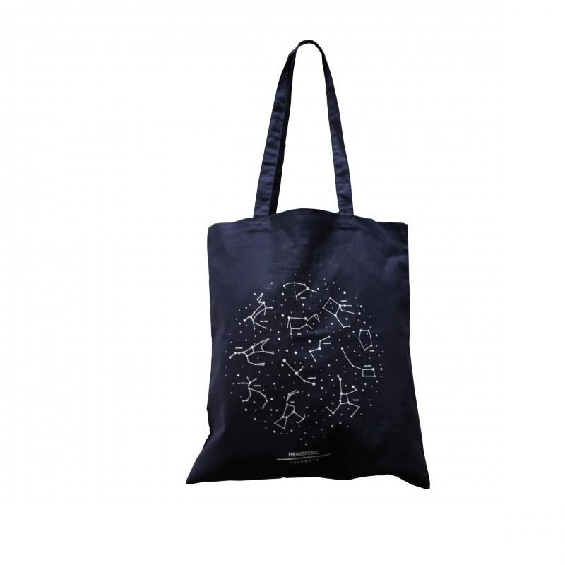 Bolsa Loneta Constelaciones