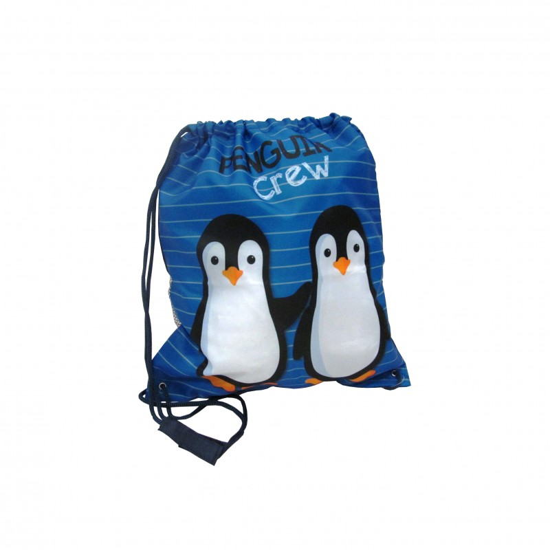 Bolsa Mochila Pingüino Infantil  Oceanogràfic