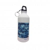 Botella Aluminio Tiburones