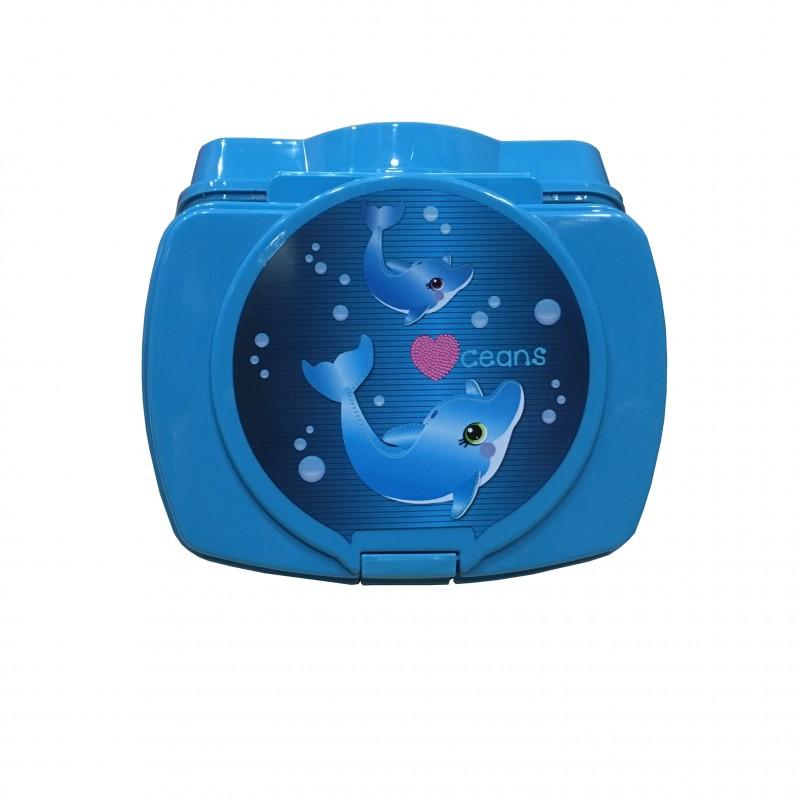 Caja para Almuerzo Delfín Oceanogràfic