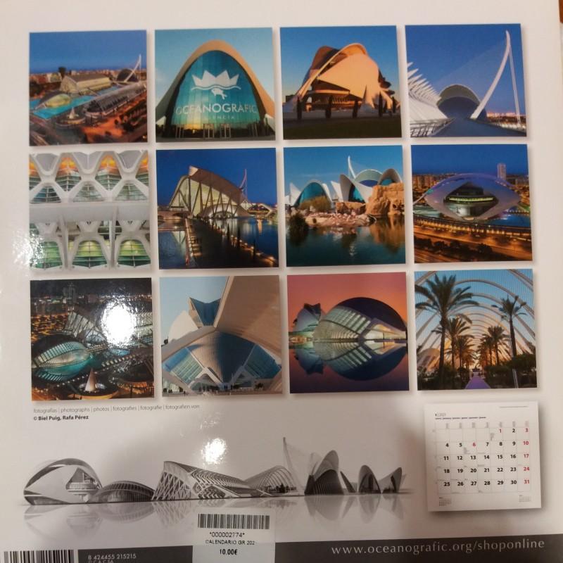 Calendario Grande 2021