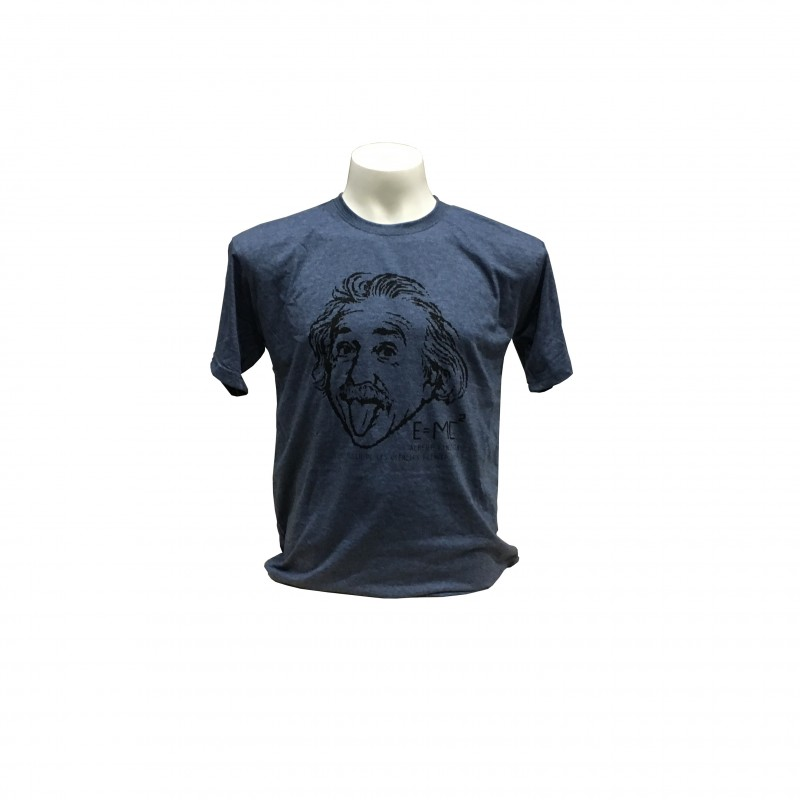 Camiseta Adulto Einstein Museo