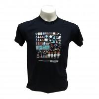 Camiseta Adulto Laboratorio Museo