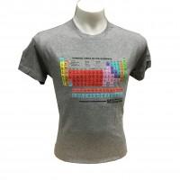 Camiseta Adulto Tabla Periódica