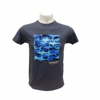 Camiseta Adulto Tiburones