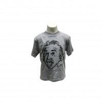 Camiseta Infantil Einstein Museo