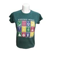 Camiseta Mujer Scientists Women