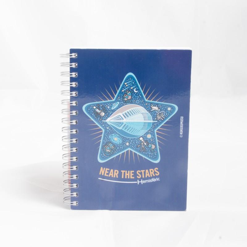 Cuaderno Hemisfèric Kukuxumusu