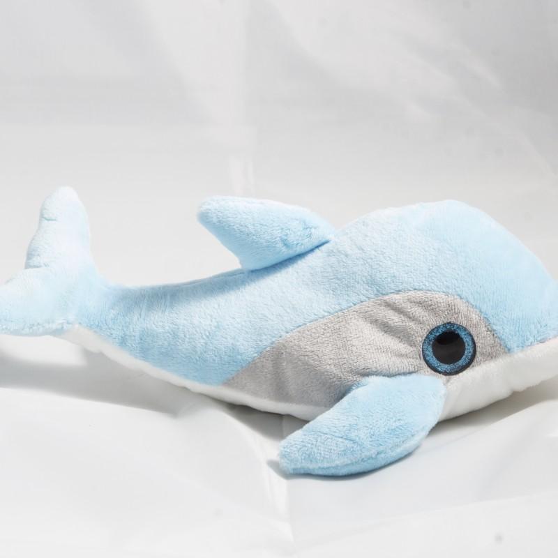 Delfín Azul Ojos Brillantes 50 cm