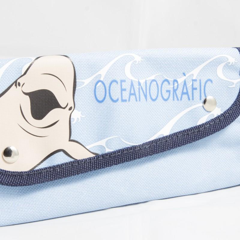 Estuche Beluga Oceanogràfic