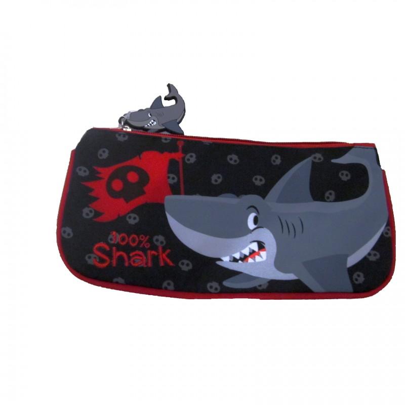 Estuche de Lápices Tiburón Infantil Oceanogràfic