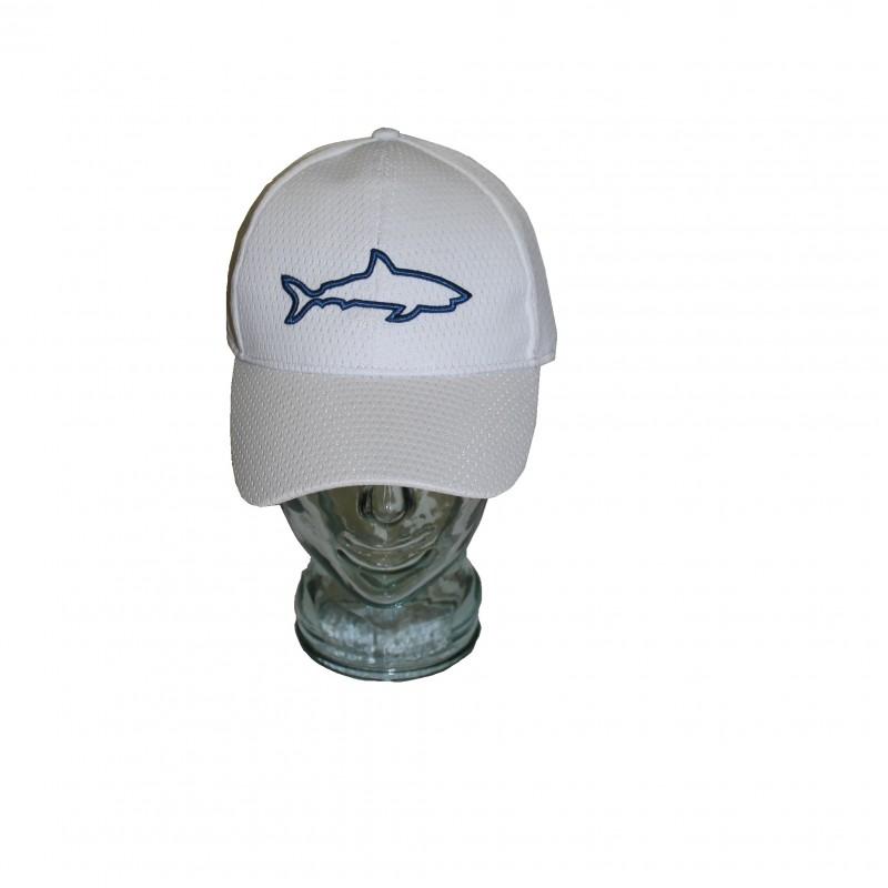 Gorra Adulto Tiburón Blanco
