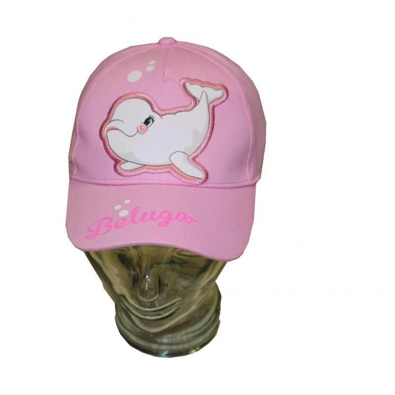 Gorra Beluga Infantil Oceanogràfic