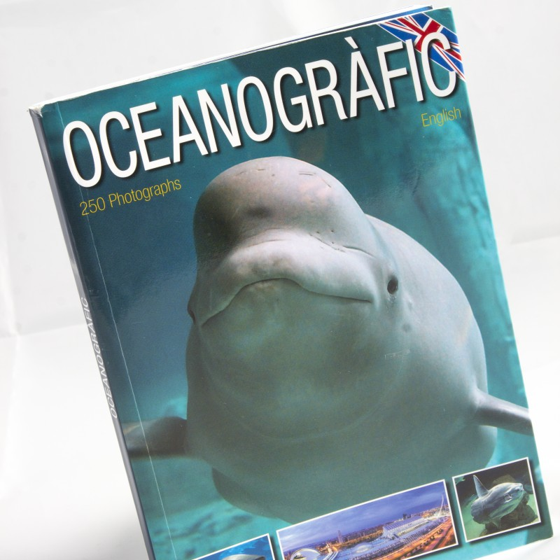 Guía del Oceanogràfic Inglés