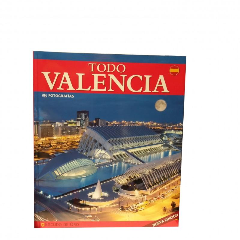 Libro TODO Valencia Castellano
