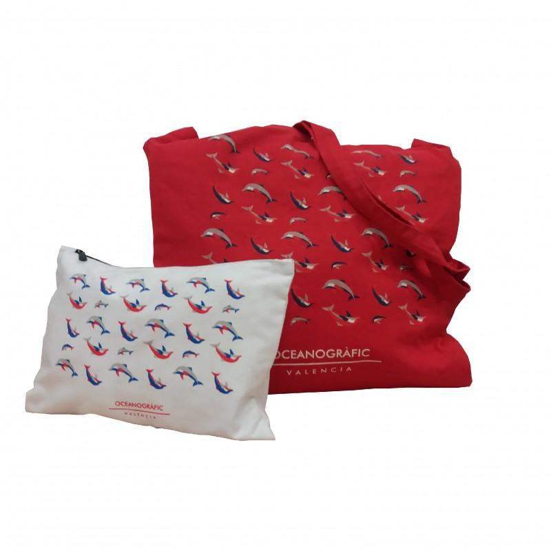 Pack Promoción Bolsa + Neceser
