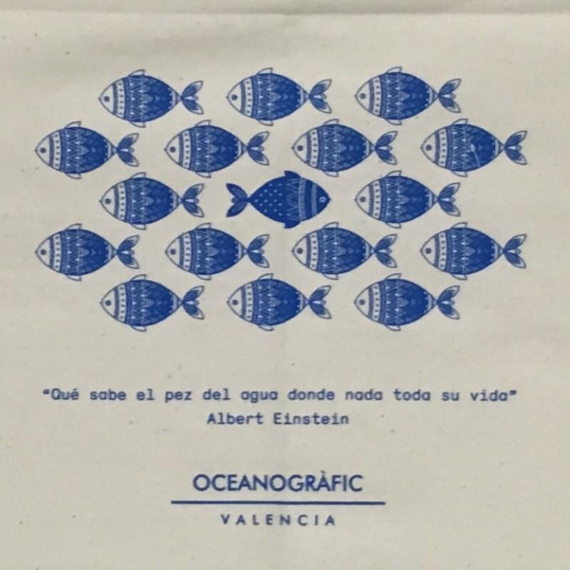 Paño de Cocina Peces Oceanogràfic