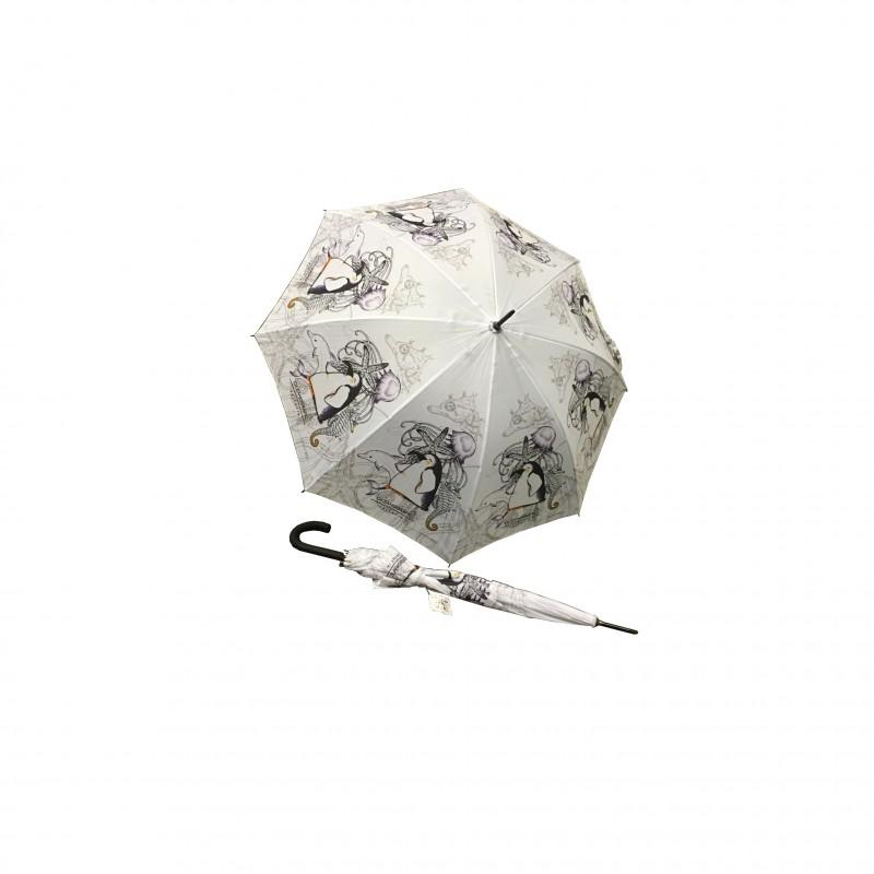 Paraguas Largo 5 Animales