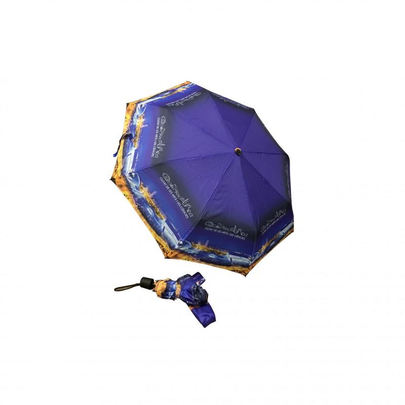 Paraguas Plegable CAC Foto Panorámica