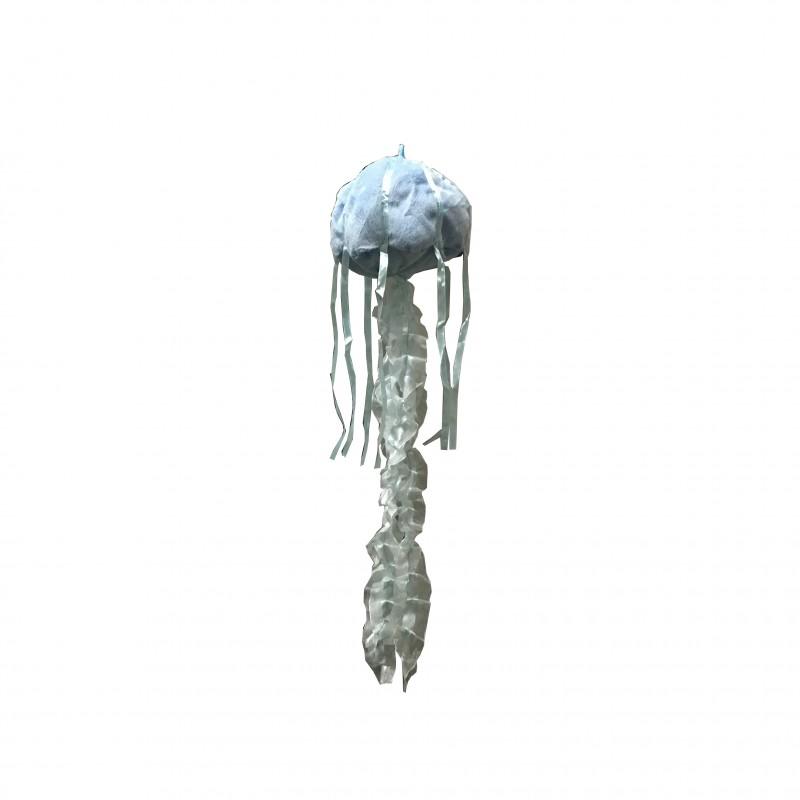 Medusa Azul 35 cm
