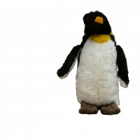 Pingüino Pico Amarillo 27 cm