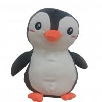 Peluche pinguino suave 26cm