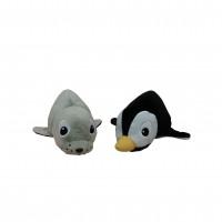 Peluche Reversible Pingüino / Foca