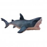 Peluche Tiburón Blanco 65 cm