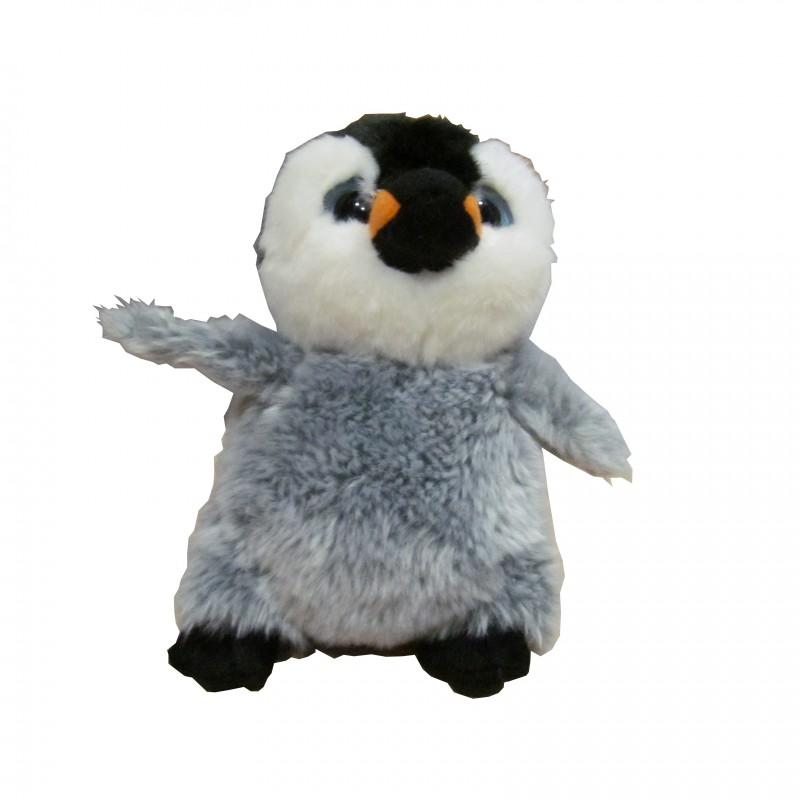 Peluche Pingüino Bebe 18 cm