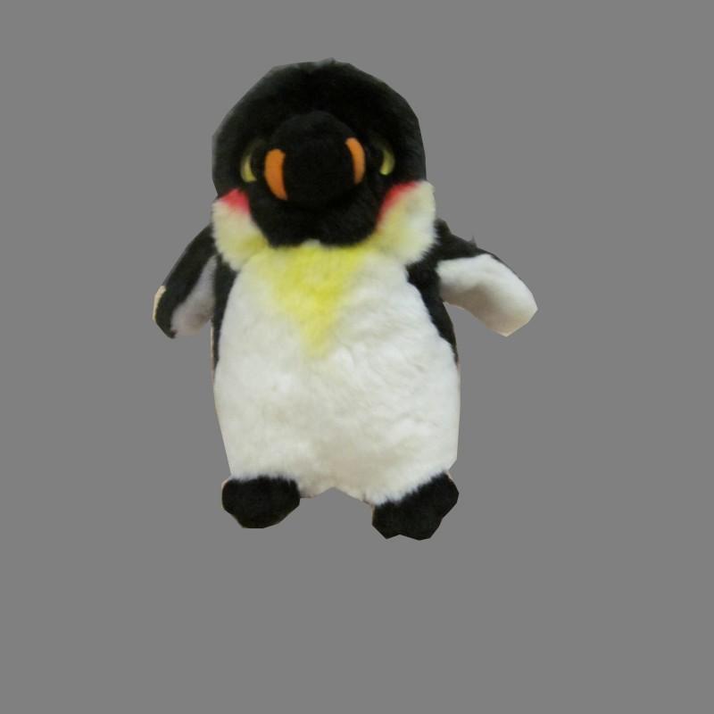 Peluche Pingüino Emperador 18Cm