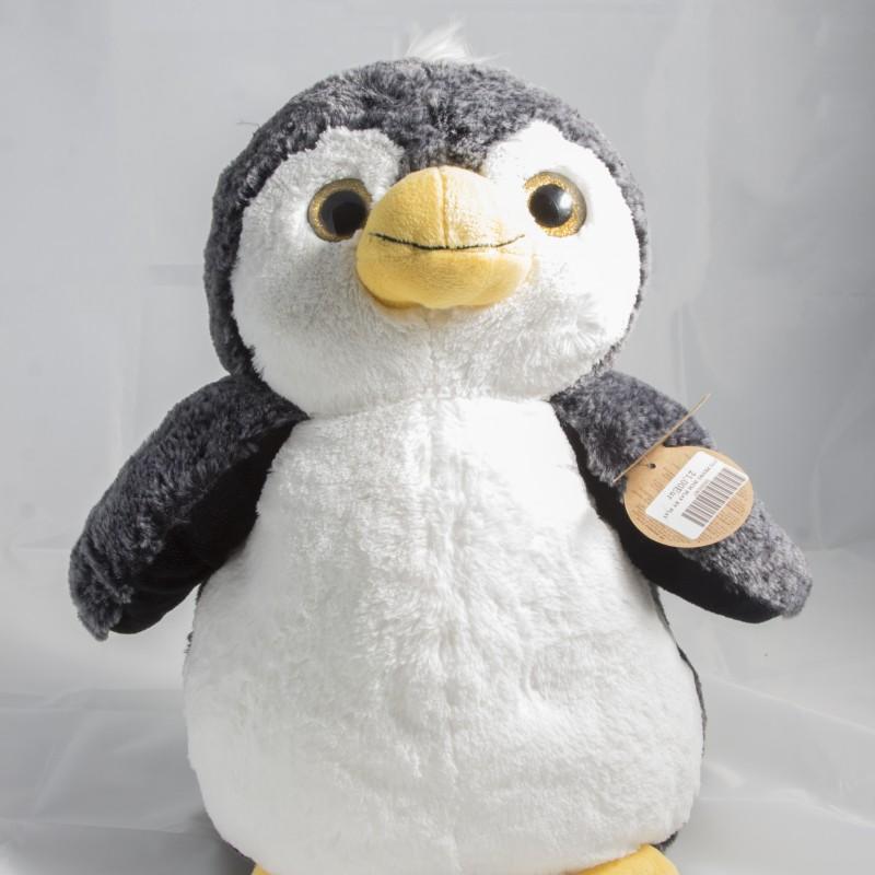 Pingüino Ojos Brillantes 20 cm