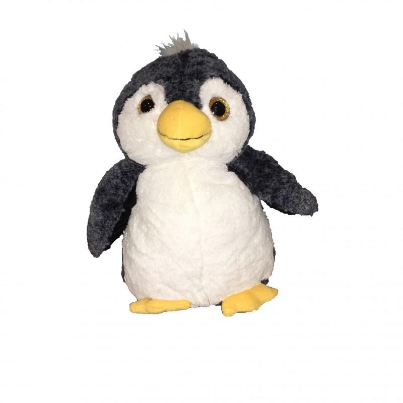 Pingüino Ojos Brillantes 38 cm