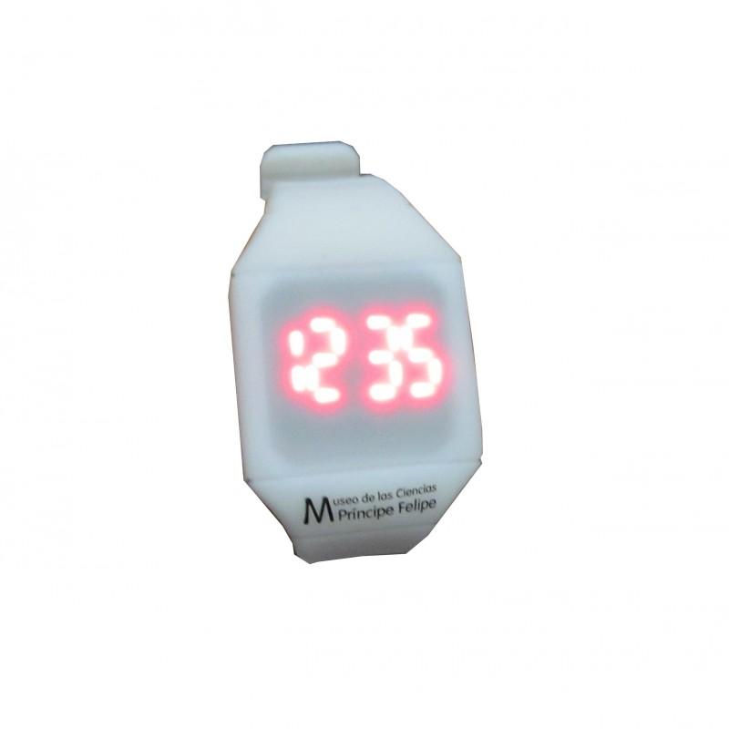 Reloj Digital Museo de las Ciencias