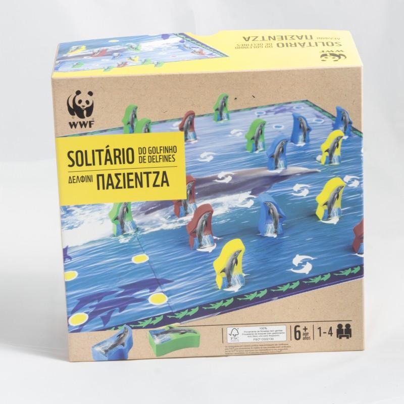 Solitario de Delfines WWF