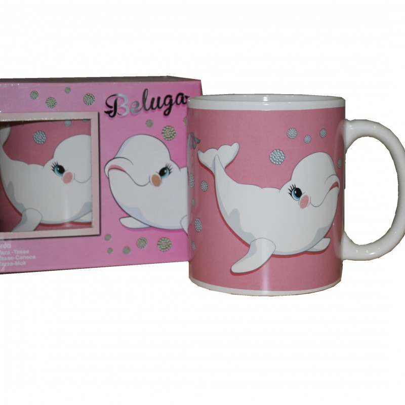 Taza Beluga Infantil Oceanogràfic