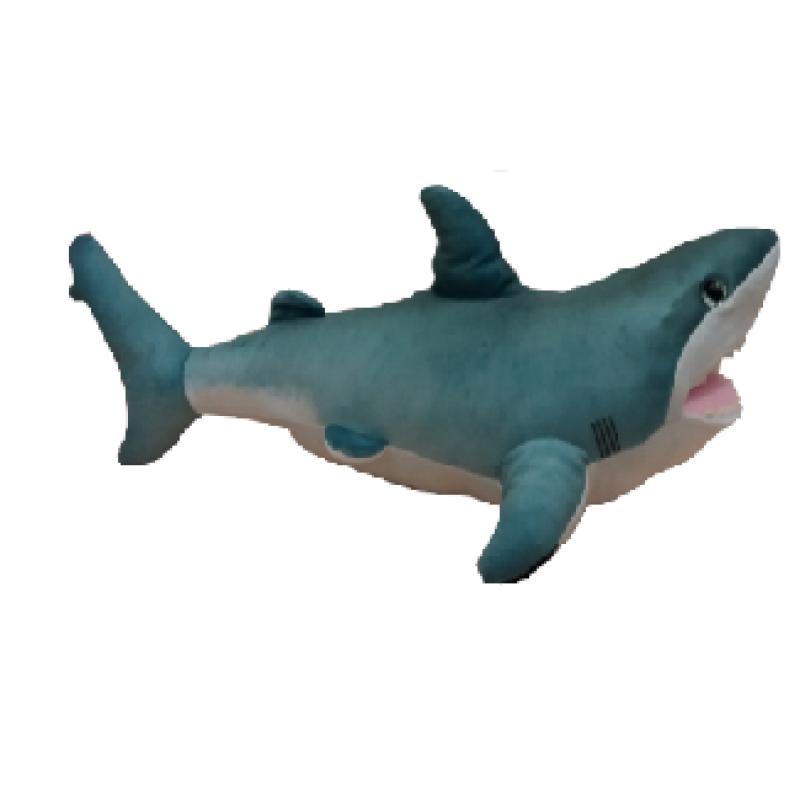 Tiburón blanco 35 cm