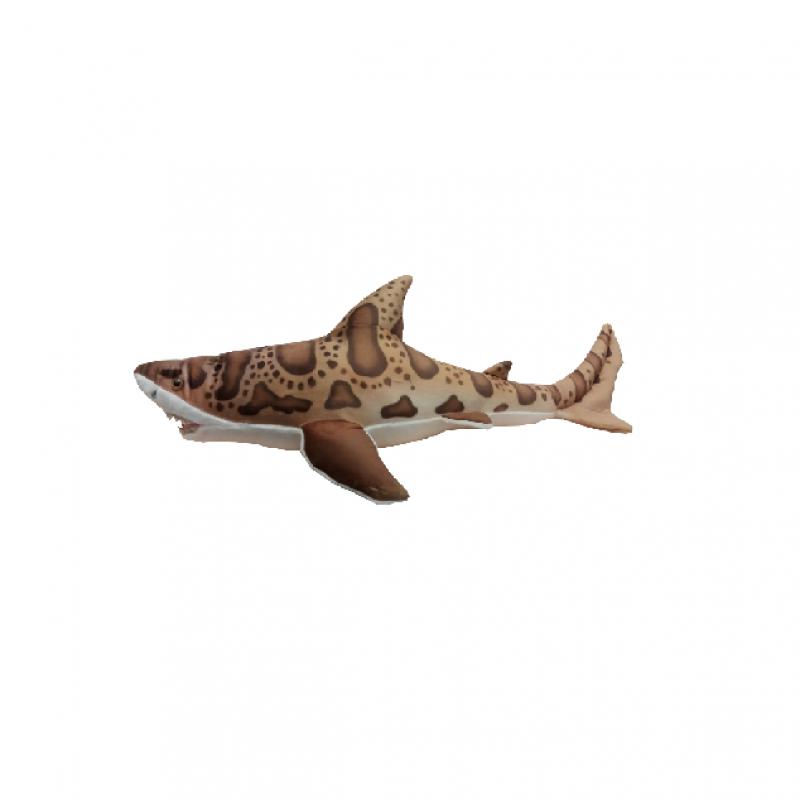 Tiburón Leopardo 60 cm