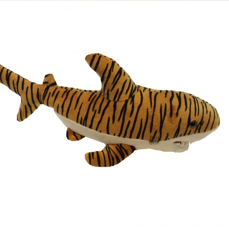 Tiburón tigre naranja