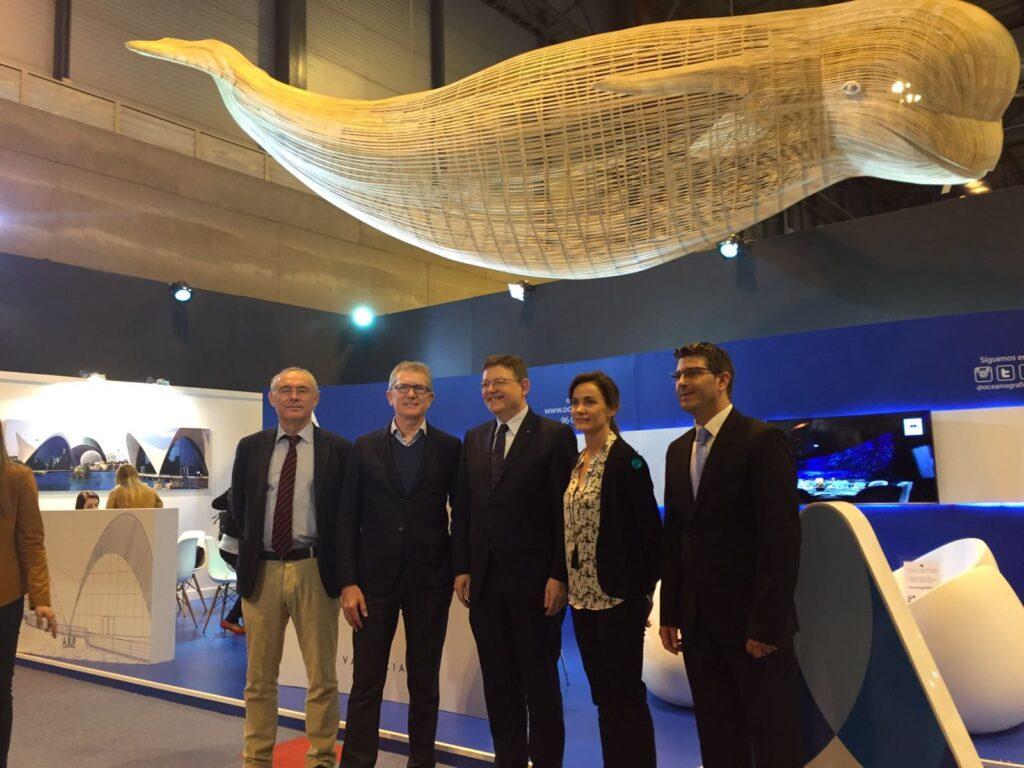 El objetivo para 2016 del oceanografic es lograr 1 for Oceanografic valencia precio 2016
