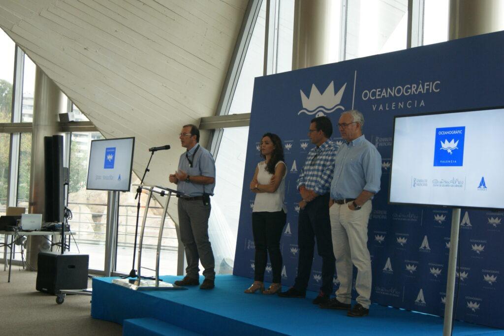 Presentaci programa escolar oceanografic valencia web for Precio oceanografic valencia 2016