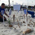 La conciencia contra la basura de los plásticos