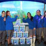 Fundación Oceanogràfic se une a la lucha contra la contaminación de plomo en el fondo marino